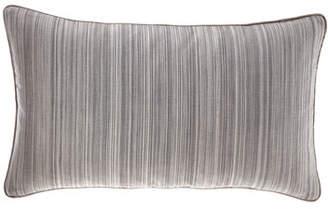 Callisto Home Woven Striped Pillow