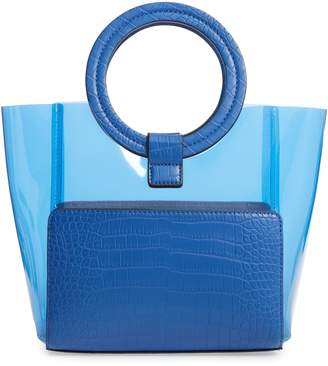 Vince Camuto Small Clea Faux Leather Tote