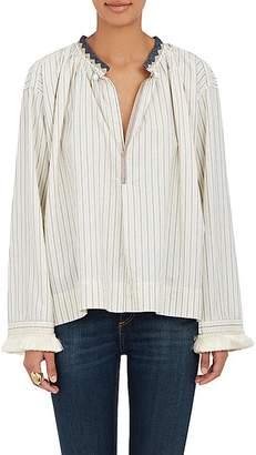 Giada Forte Women's Carta Zuccero Cotton Tunic