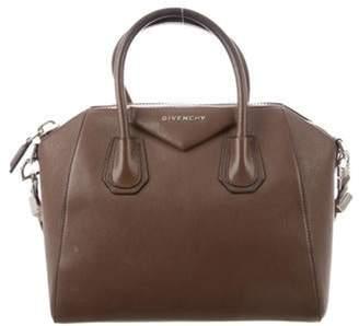 Givenchy Medium Antigona Bag Brown Medium Antigona Bag