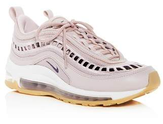 Nike Women's Air Max 97 Ultra Lace Up Sneakers
