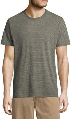 ST. JOHN'S BAY Short Sleeve Crew Neck T-Shirt-Slim