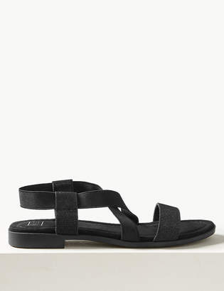 Marks and Spencer Elastic Sandals