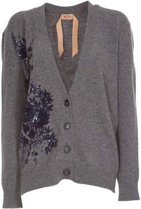 N°21 N.21 No21 Embellished Cardigan