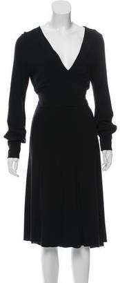 Les Copains Midi A-Line Dress