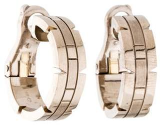 Cartier Tank Française Earrings