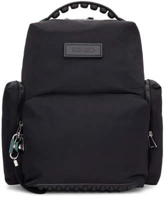 Kenzo Black Tarmac Backpack