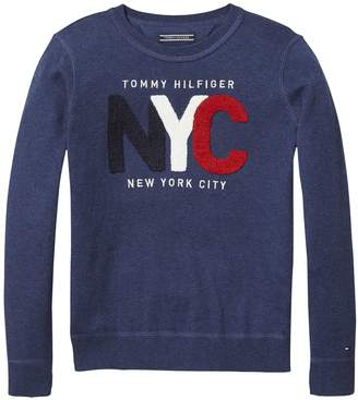 Tommy Hilfiger TH Kids NYC Sweater