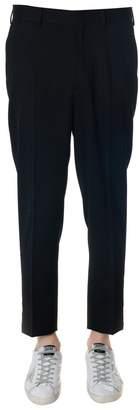 McQ Chino Black Cotton Pants
