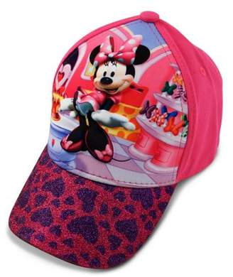 Disney Toddler Girls Minnie Mouse Character 3D Pop Baseball Cap 697c710aa412