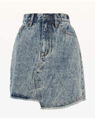 Juicy Couture JXJC Studded Denim Skirt