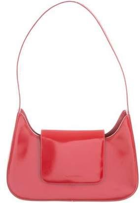 Lancel Glazed Leather Bag