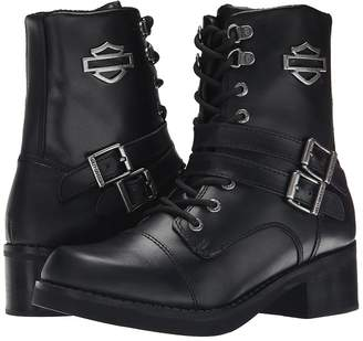 Harley-Davidson Melinda Women's Lace-up Boots
