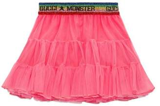 Gucci Baby tulle skirt