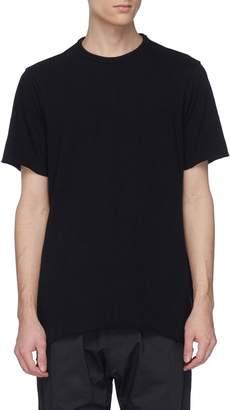 Ziggy Chen Raw edge T-shirt