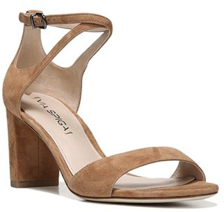 Women's Via Spiga Wendi Ankle Strap Sandal $195 thestylecure.com