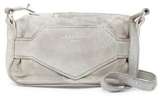 Liebeskind Berlin Matala Tumble Wash Goatskin Leather Crossbody Bag
