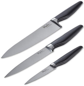 Ayesha Curry Home Collection 3-Pc. Japanese Steel Cooking Knife Set