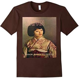 JET Travel Poster Japan Tee Shirt