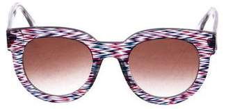 Thierry Lasry Therapy Gradient Sunglasses