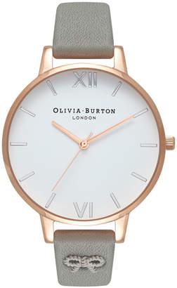 Olivia Burton OB16VB06 Vintage Bow Rose Watch