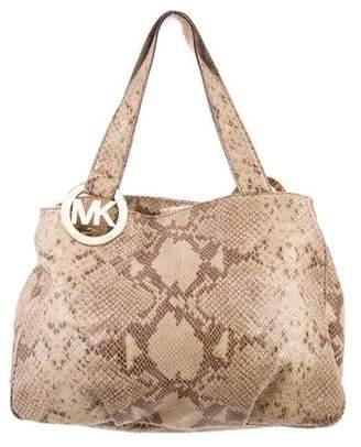 f2c10f3f79d2 Michael Kors Brown Shoulder Bags on Sale - ShopStyle