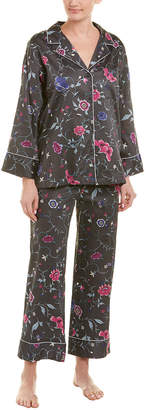Natori 2Pc Hana Pajama Set