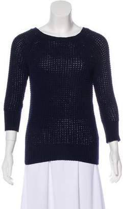 Diane von Furstenberg Long Sleeve Knit Sweater