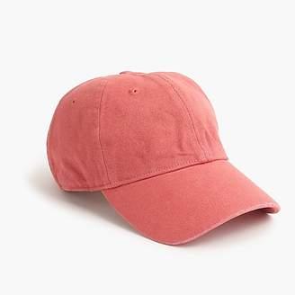 J.Crew Garment dyed baseball cap