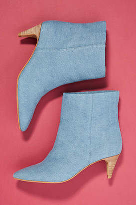 Dolce Vita Dee Dee Kitten Heeled Booties