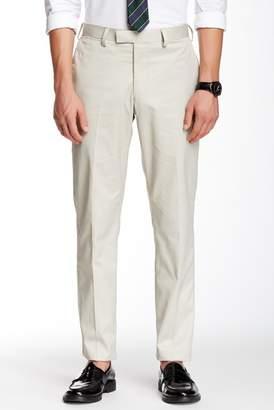 Louis Raphael Slim Fit Flat Front Landon Pants