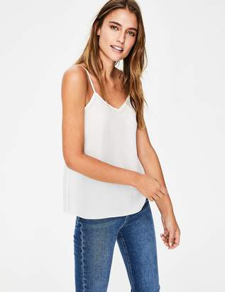 89f7e62a600 Womens Ivory Camisole Tops - ShopStyle UK