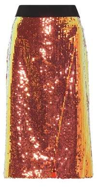 Victoria Beckham Victoria Sequinned skirt