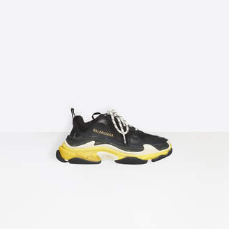 Balenciaga Oversized multimaterial sneakers