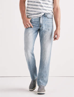 Lucky Brand 181 RELAXED STRAIGHT LINEN JEAN
