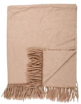 Frette Alpace & Wool Throw Blanket