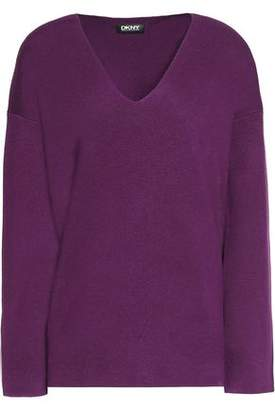 DKNY Silk-Blend Sweater