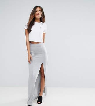 ASOS Tall ASOS TALL Maxi Skirt With Split Front