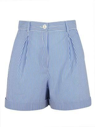 Moschino Striped Shorts
