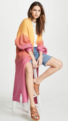 Free People Come Together Cardigan