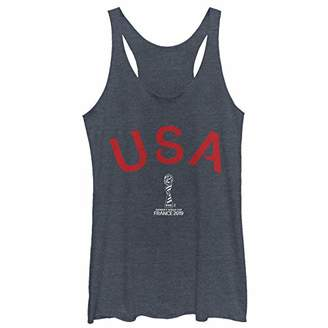Fifth Sun Officially Licensed FIFA Team USA Junior's Racerback Tank