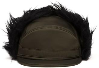 Prada flapped ear baseball cap
