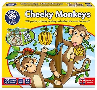 Cheeky Monkey Orchard Toys Game