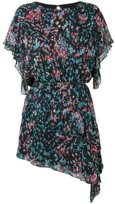 IRO Blame floral print dress