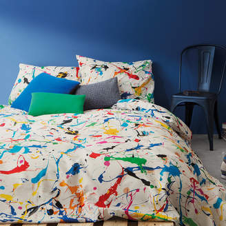 Splatter Duvet Set