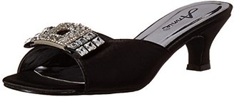 Annie Shoes Women's KARIN Slide Sandal $25.75 thestylecure.com