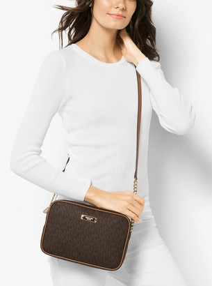 6bb7976e2536 MICHAEL Michael Kors Brown Travel Handbags - ShopStyle