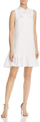 Betsey Johnson Techno Knit Shift Dress