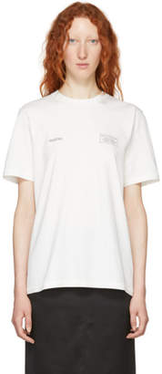 Yang Li White Discography T-Shirt