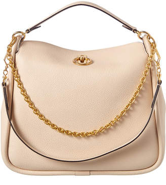 8b97e8ffb Mulberry Leighton Small Leather Shoulder Bag
